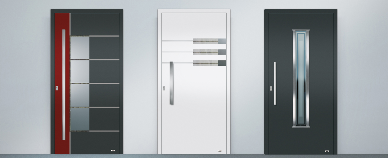 Haustüren modern grau  PRODUKTÜBERSICHT